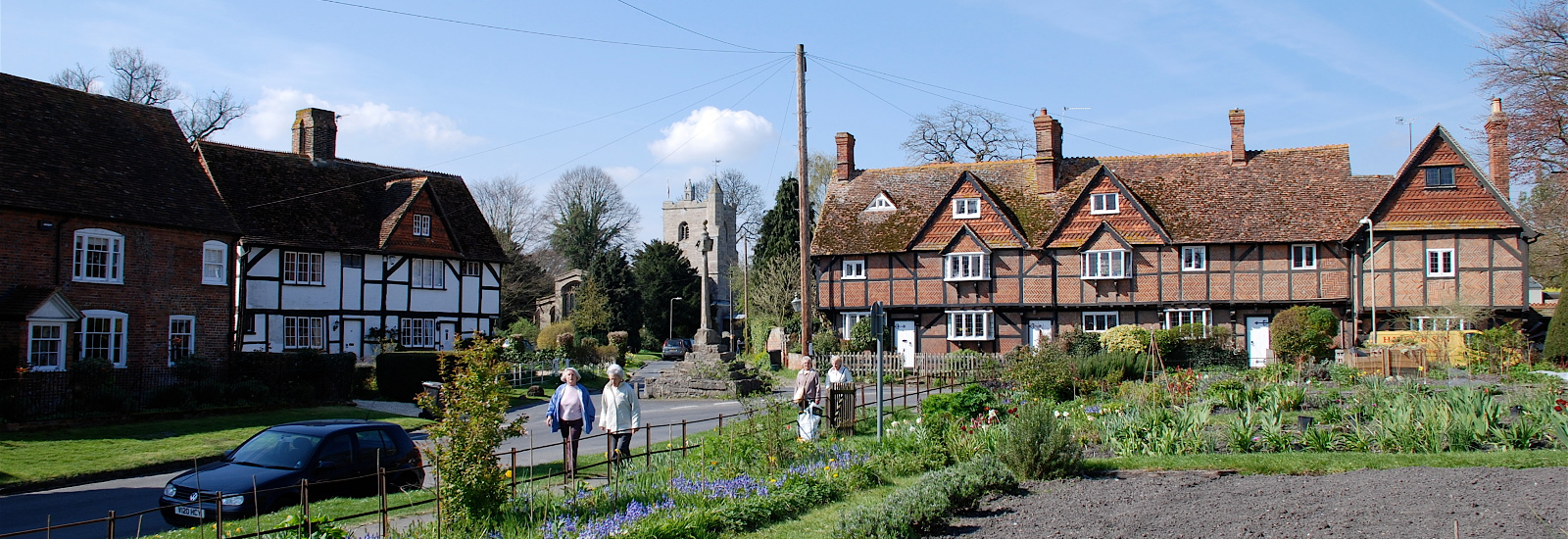East Hagbourne Village - Oxfordshire